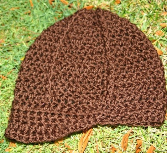 Huntington Basic Cable Crochet Hat